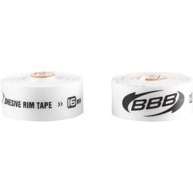 BBB BTI-98 Rubans de jante 200x16 mm, white